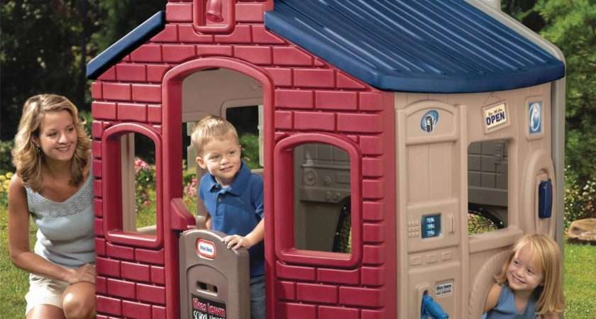 Little Tikes Town House Playhouse New Wendy Earth