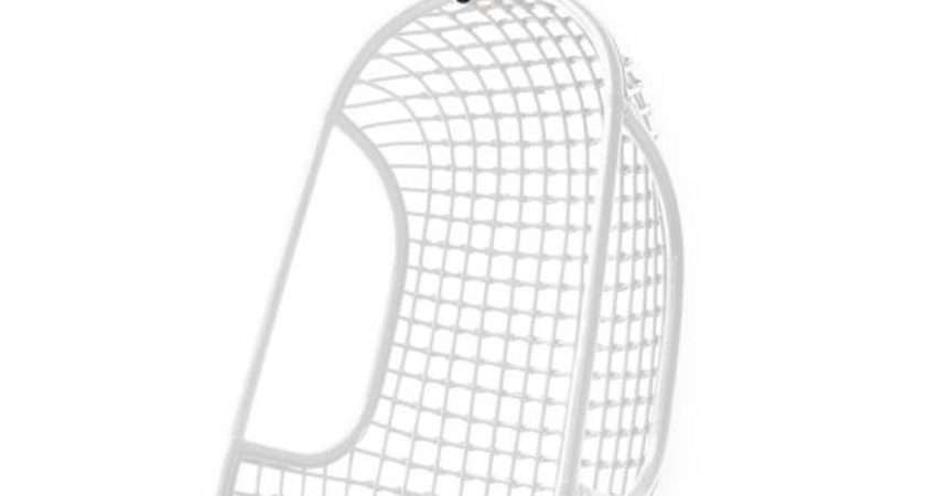 Living Rattan Hanging Chair White Company