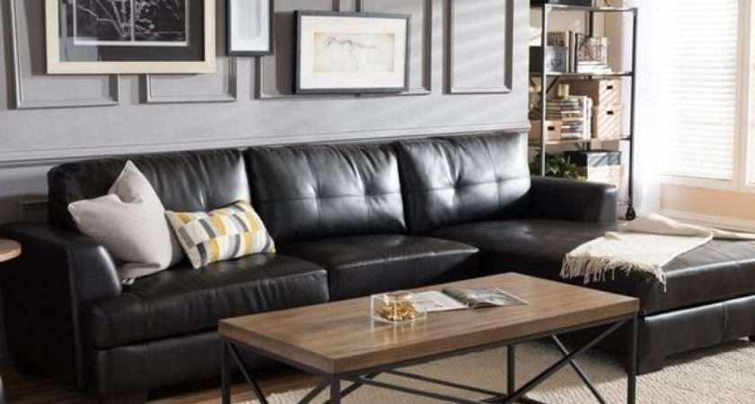 Living Room Best Black Couches Ideas Pinterest