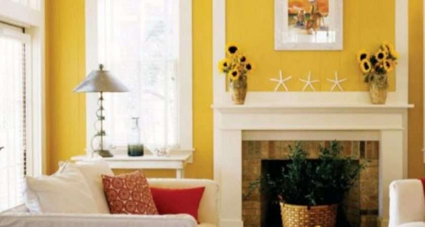 Living Room Choosing Paint Color Your