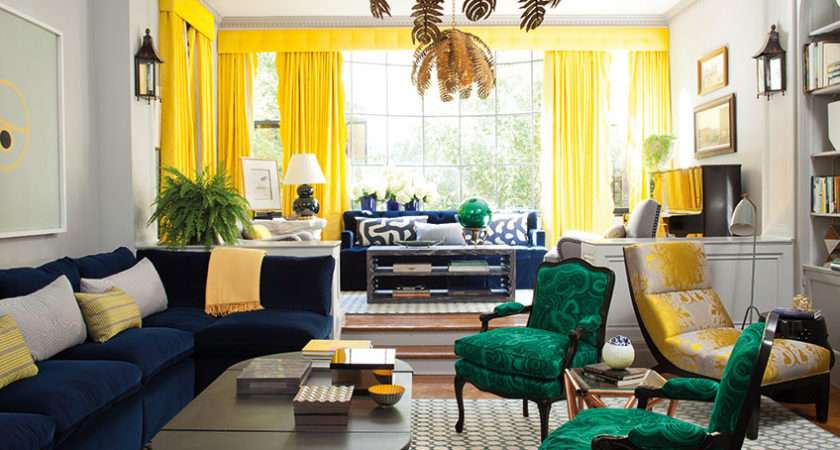 Living Room Colour Schemes Combination Ideas