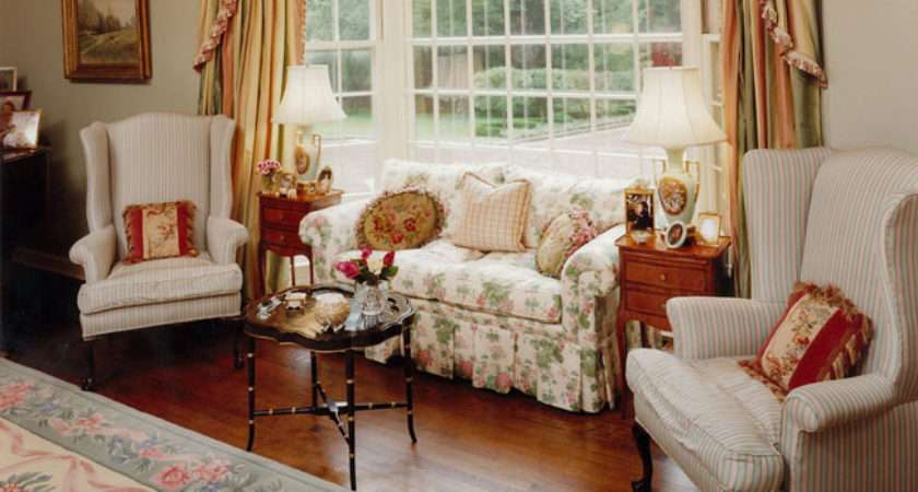 Living Room Country Style