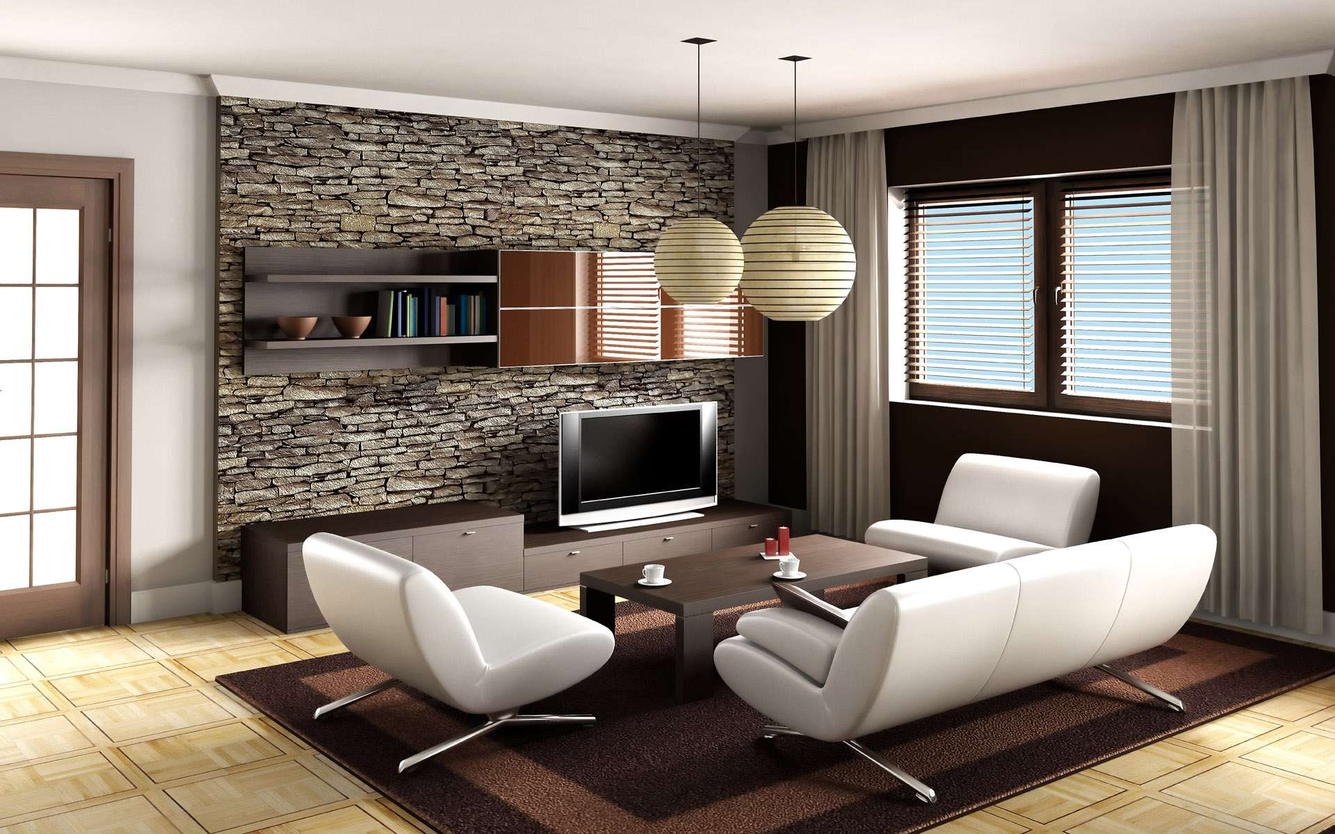 Living Room Decor Contemporary Ideas Interior Design