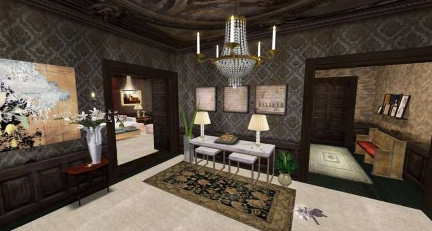 Living Room Den Time Permits Try Add Style