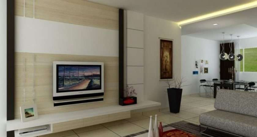 Living Room Feature Wall Designs Peenmedia