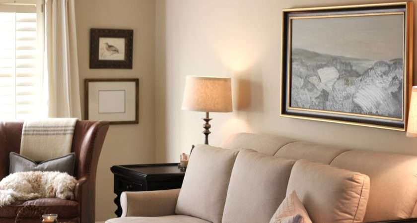Living Room Modest Paint Colors Beige Wall Sofa