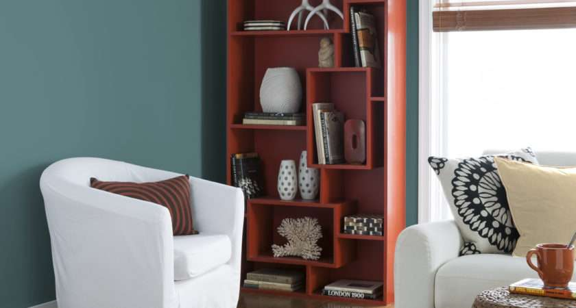 Living Room Teal Lagoon Rooms Color
