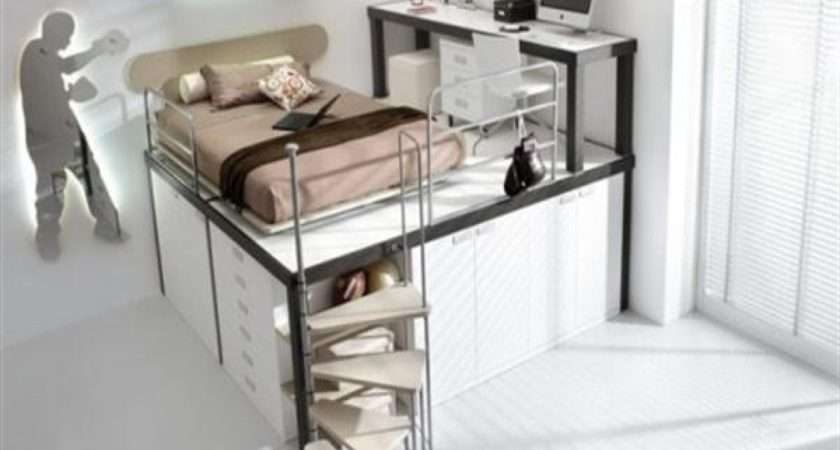 Loft Beds Teenagers Cool Teen Girl