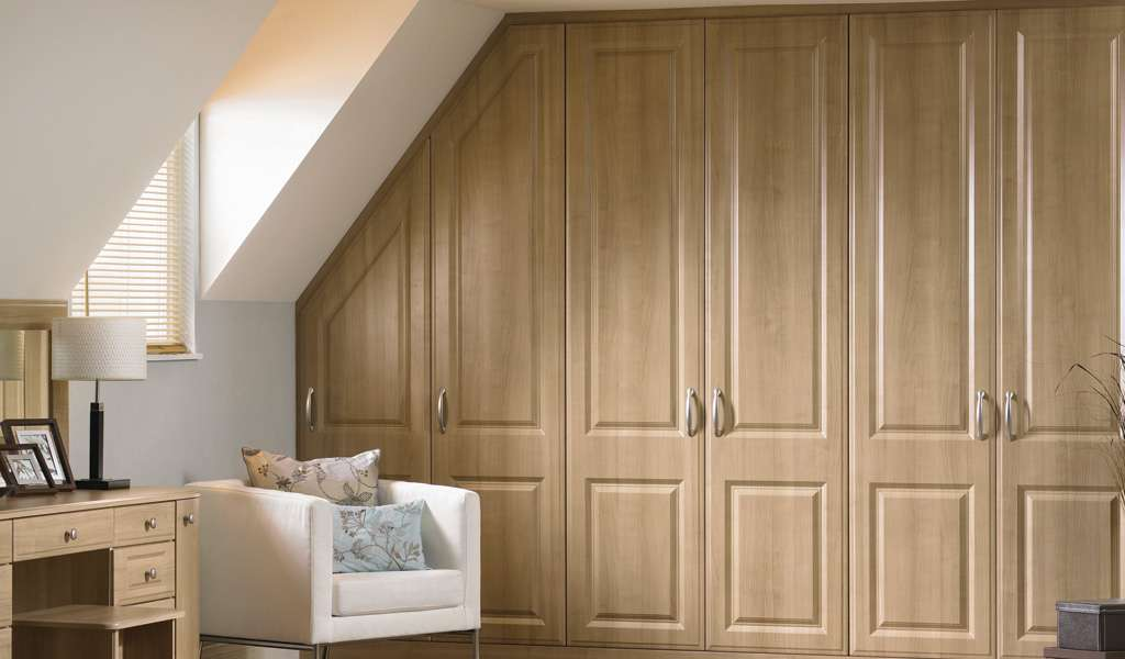 Loft Fitted Wardrobe