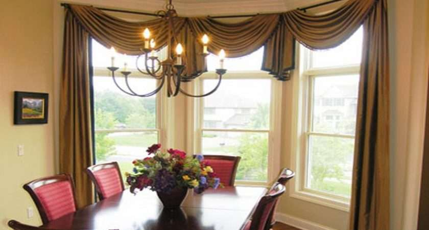 Long Dining Room Curtain Rods Extra Living