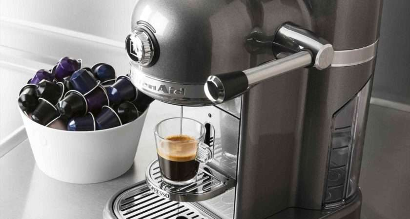 Lounge Kitchenaid Nespresso Coffee