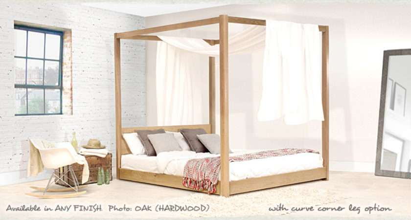 Low Four Poster Bed Our Newest Addition Get Laid Beds Blogthe