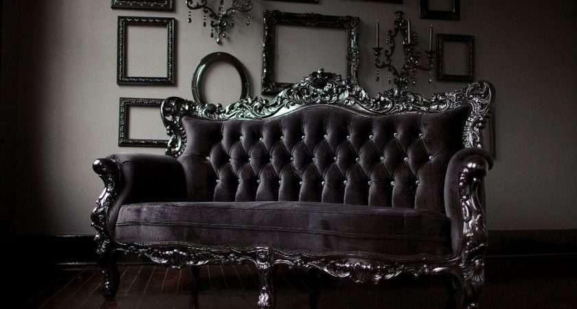 Lush Fab Glam Blogazine Luxurious Black Home Design