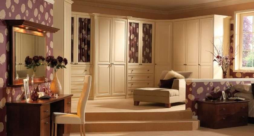 Luxurious Bedroom Furniture Fitted Neville Johnson