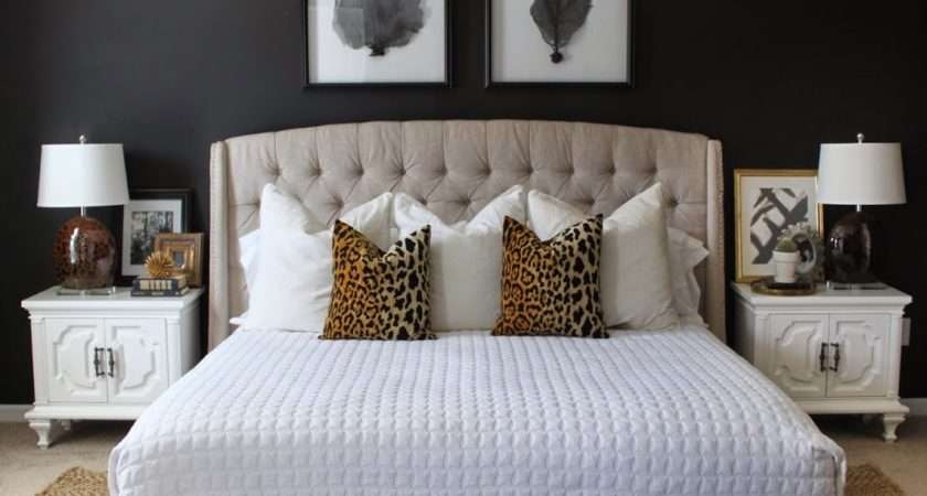 Luxurious Black Gold Bedrooms