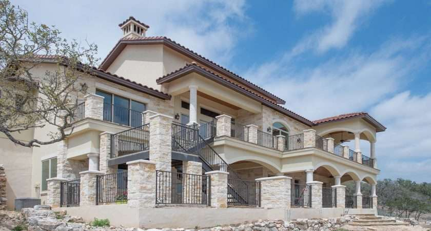 Luxury Custom Home Texas Hill Country