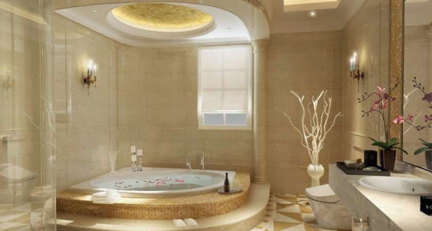 Luxury Hotel Bathrooms Bring Five Star Styled Into Your