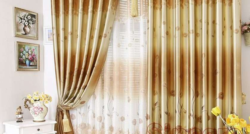 Luxury Modern Windows Curtains Design Collections