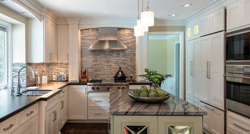 Luxury Small Kitchens Home Design