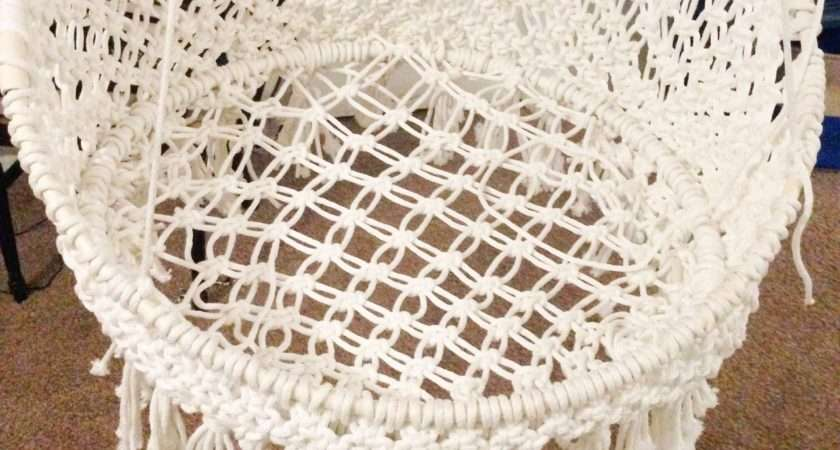 Macrame Hanging Chair Other Amazing Tutorials