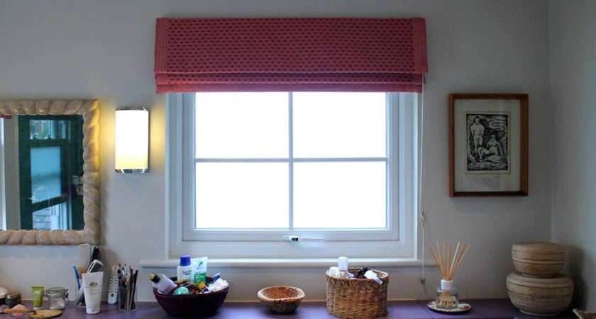 Made Measure Roman Blind Cocoon Home
