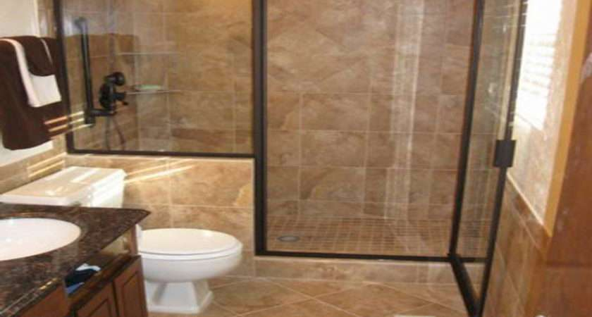 Magnificent Small Bathroom Shower Tile Ideas