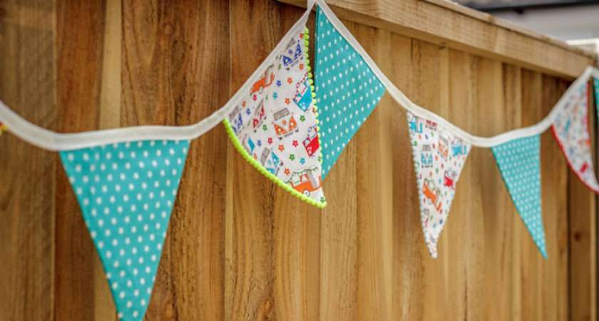 Make Bunting Hobbycraft Blog