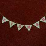 Make Cake Bunting Musings Pigeon Nest