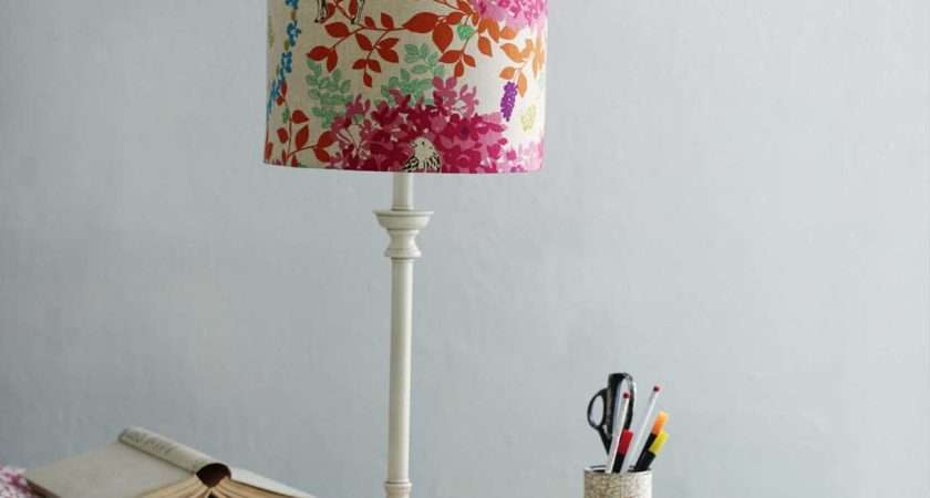 Make Drum Lampshade Saga