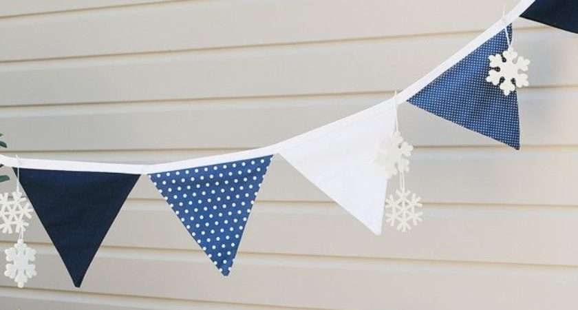 Make Flag Bunting Crafty Hints Banners Pennants