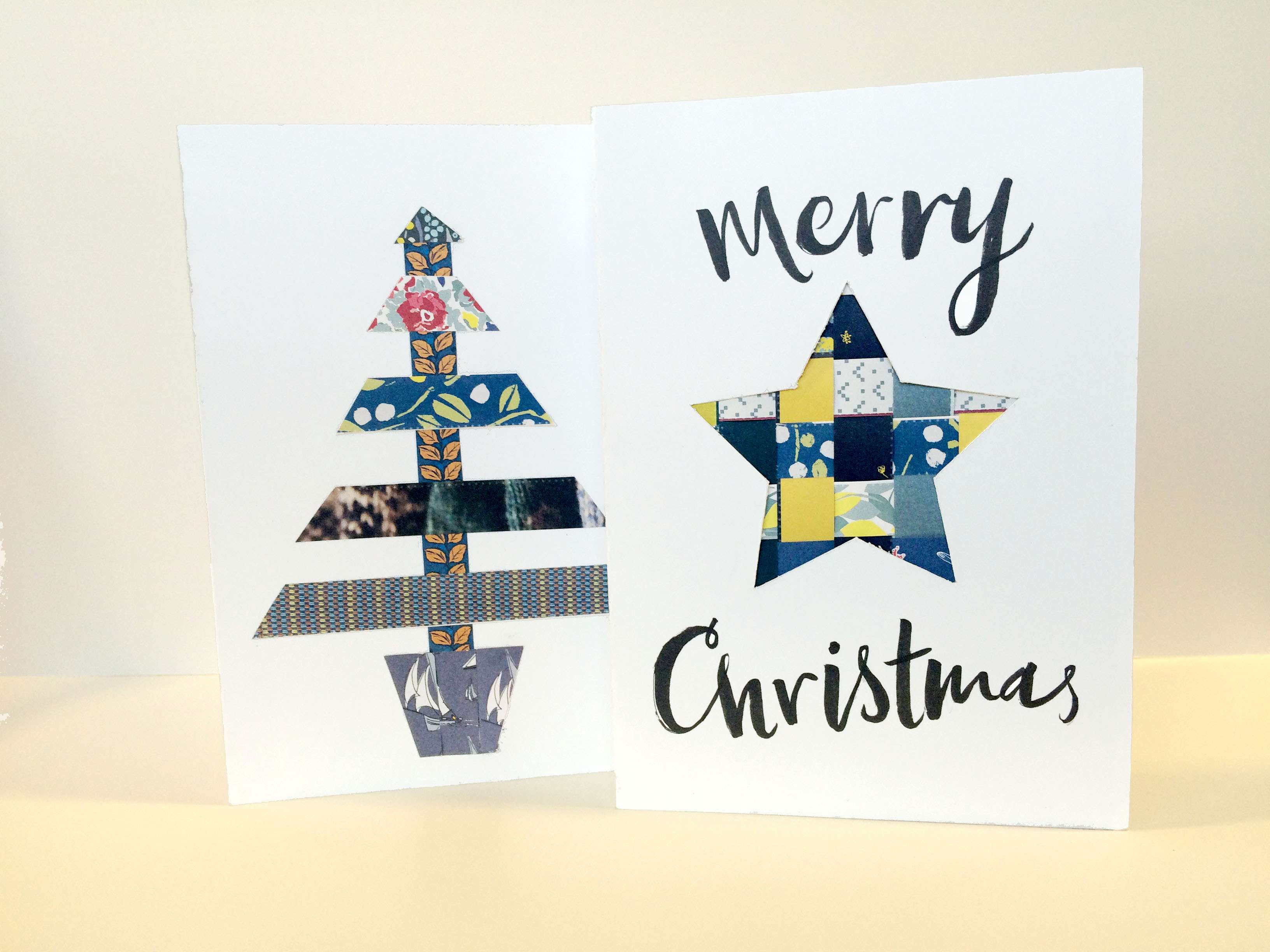Make Merry Your Own Christmas Cards Seasalt Blog