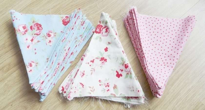 Make Sew Fabric Bunting Festival