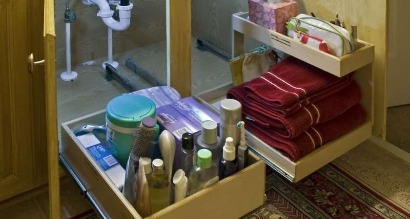 Make Solution Check These Bathroom Cabinet Accessories