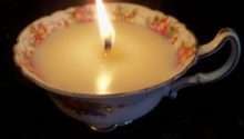Make Teacup Candles Tutorials Guide Patterns