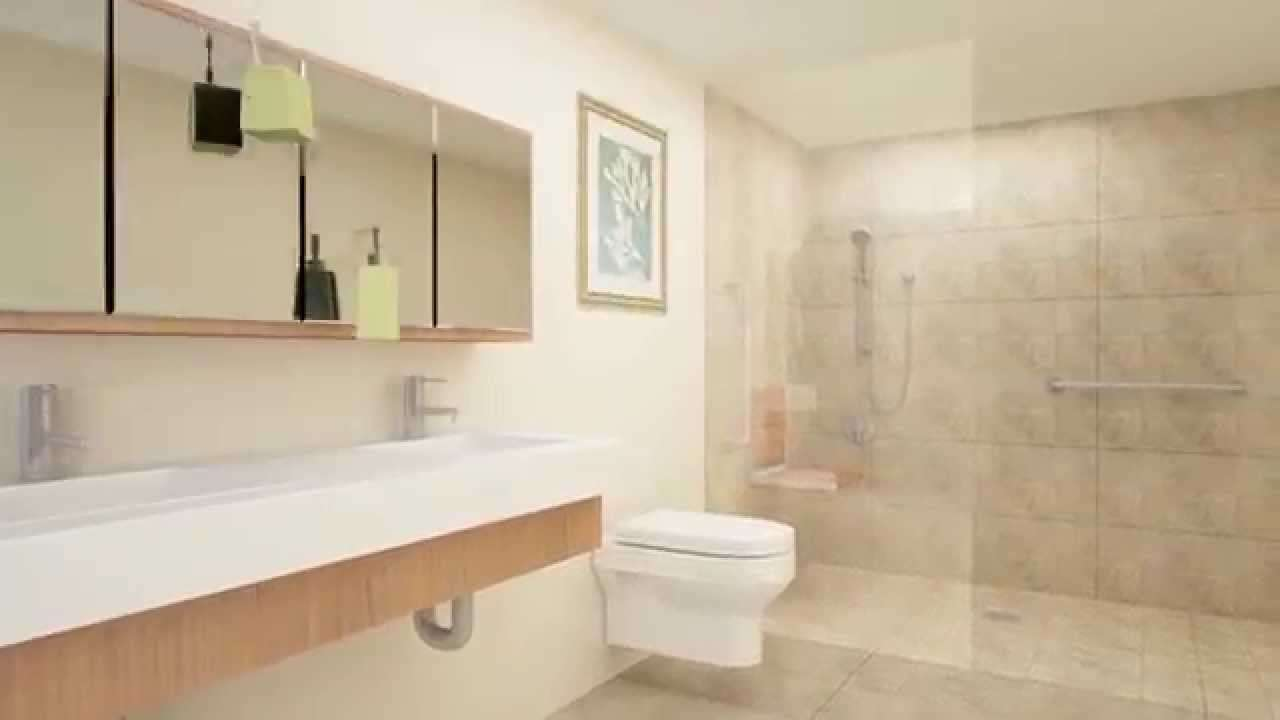 Make Wet Room Tub Shower Conversion Curbless