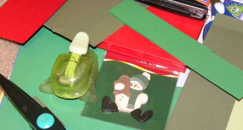 Make Your Own Christmas Cards Hobbies Budget
