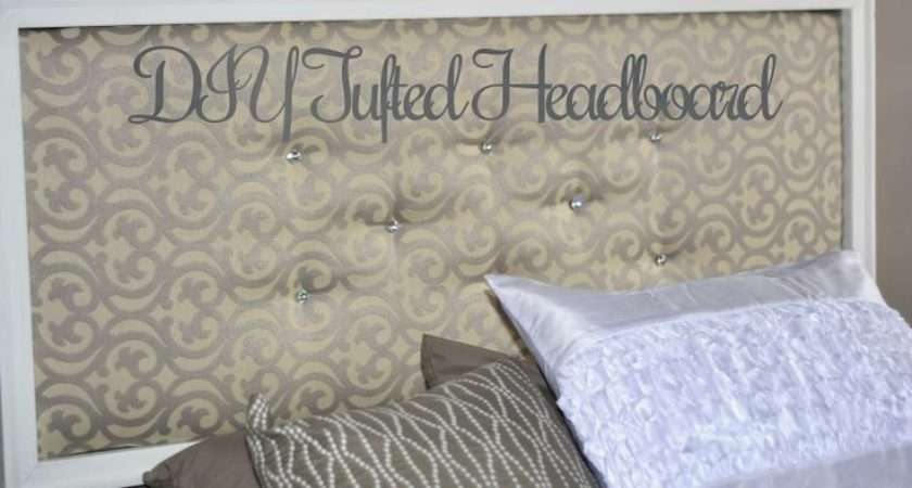 Make Your Own Headboard Clever Crafts Pinterest