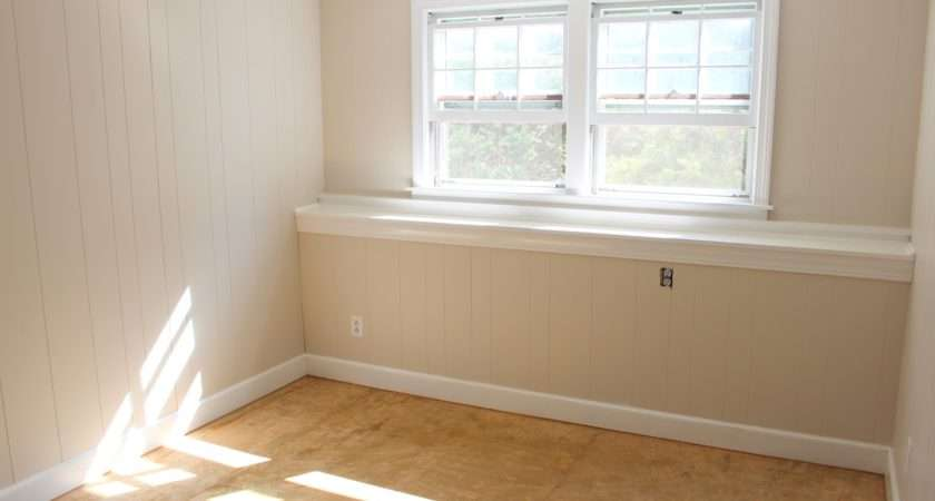 Make Your Painted Wood Paneling Look Stunning