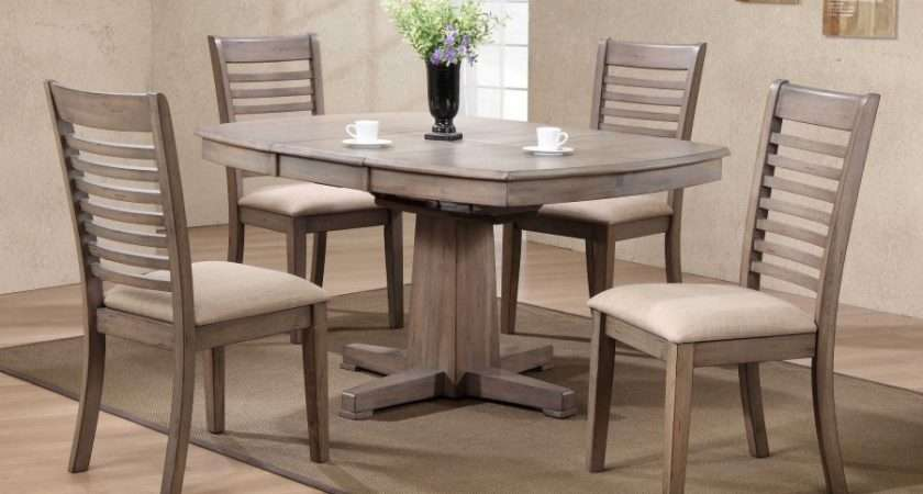 Malibu Grey Dining Set Furniture Superstore Edmonton