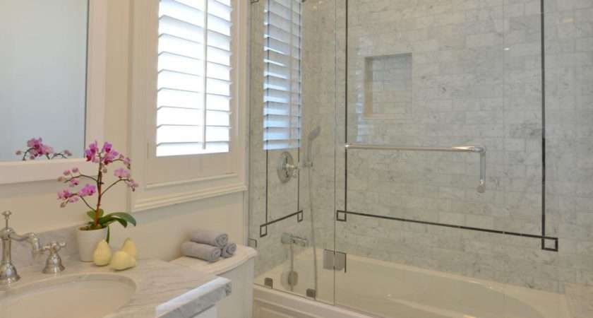 Marble Bathroom Tile Ideas