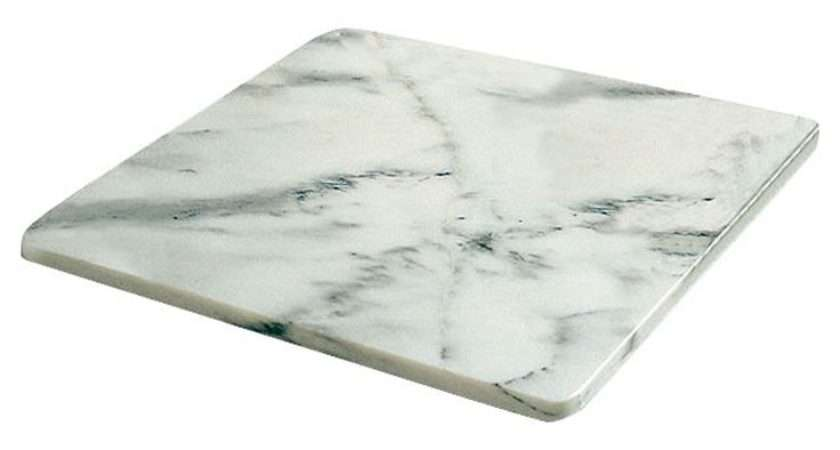 Marble Pastry Slab White Kitchen Store One Kings Lane