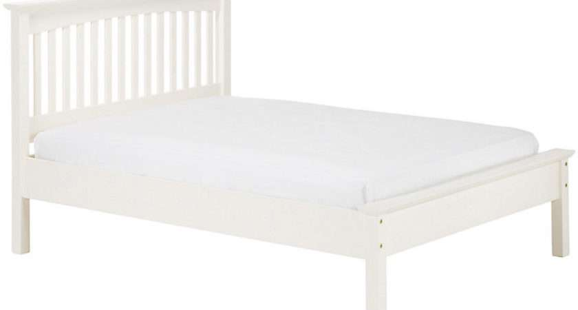 Marks Spencer Hastings Ivory Bed Frame