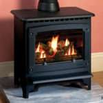 Marlborough Gas Stove Aquaflames
