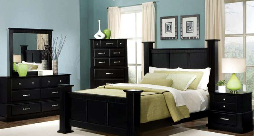 Master Bedroom Paint Color Ideas Dark Furniture
