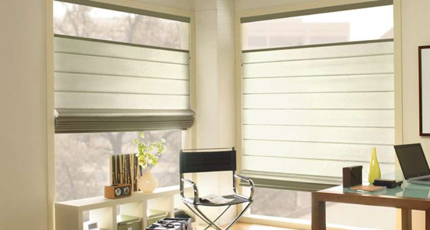 Measure Cellular Pleated Roman Woven Wood Shades