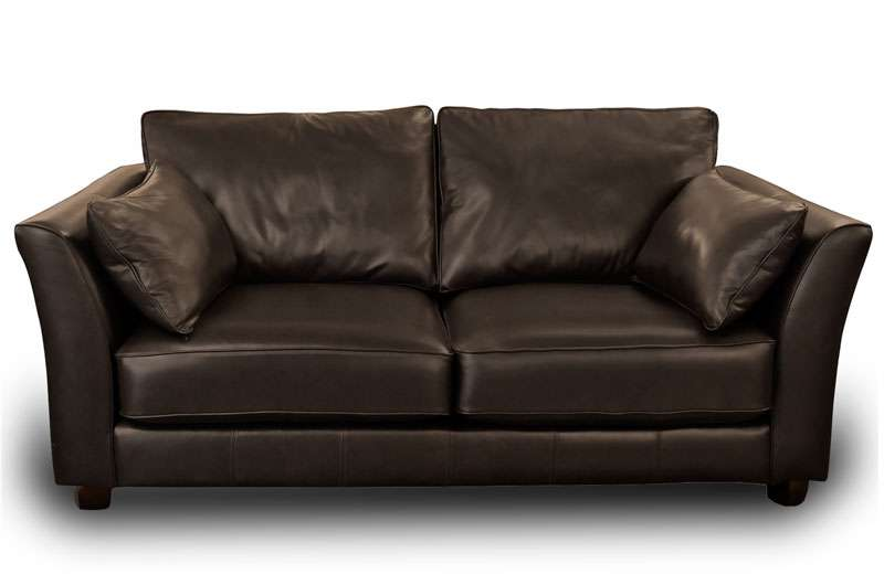 Melbourne Leather Sofa English Sofas
