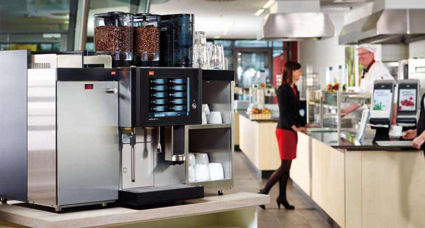 Melitta Commercial Bean Cup Coffee Machine