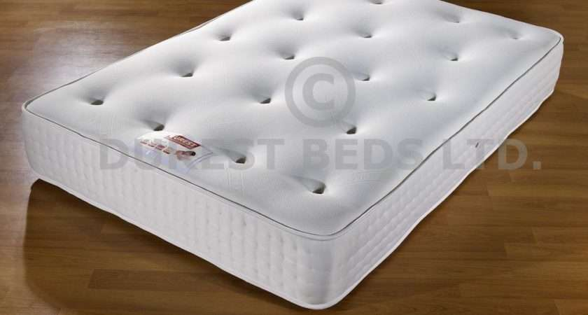 Memory Foam Mattress Double King Soft Touch Cover