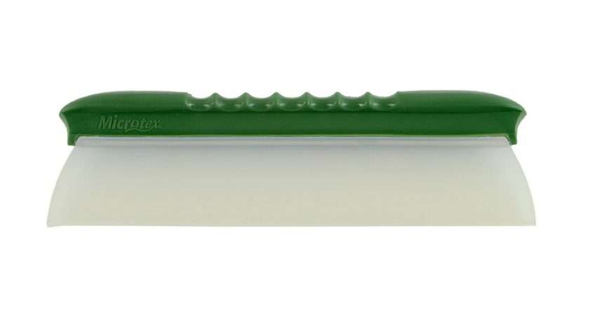 Microtex Flexiblade Silicon Water Blade Jelly Style Green