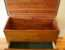 Mid Century Modern Cedar Chest Trunk Lane Picked Vintage